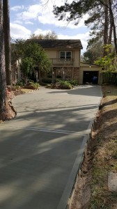 cost-to-pour-new-driveway-houston - foundation repair - Houston, TX